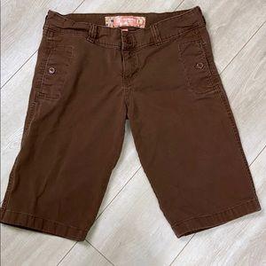 Hollister I VTG Bermuda Shorts Size 7